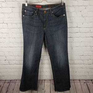 AG Adriano Goldschmied The Elite High Rise Jeans